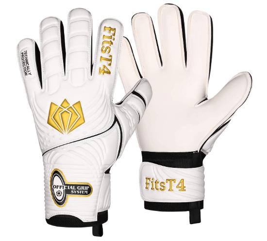 Fits T4 Goalie Gloves