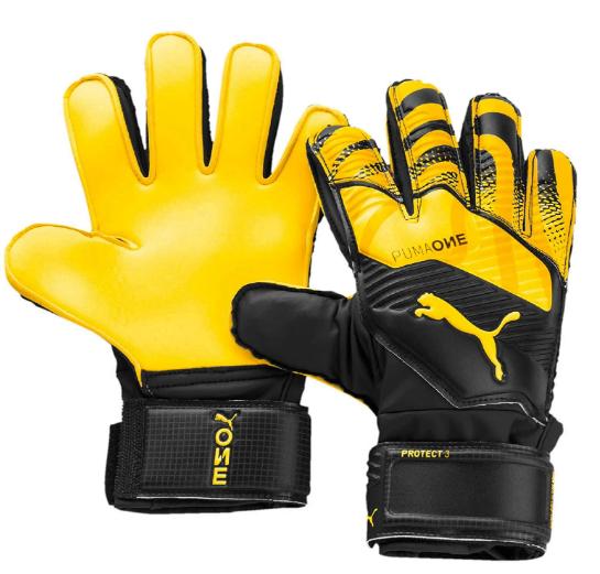 PUMA ONE Protect 3 juniior goalkeeper gloves