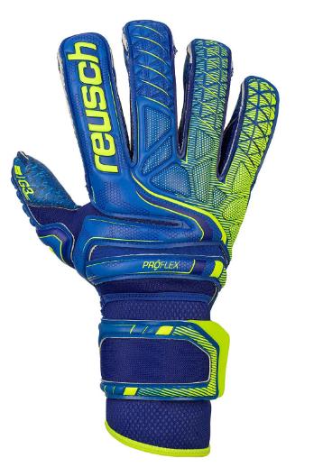 Reusch Attrakt G3 Fusion Evolution Ortho-Tec Defender goalkeeper gloves