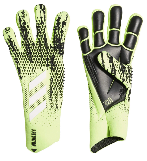 Adidas Predator Pro  Goalie Gloves size 9