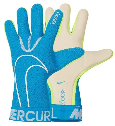 Nike Mercurial Touch Elite Soccer Goalkeeper Gloves