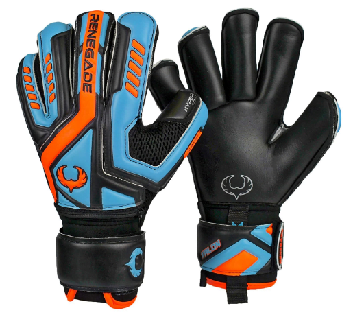 Renegade GK Talon Goalie Gloves with Microbe Guard