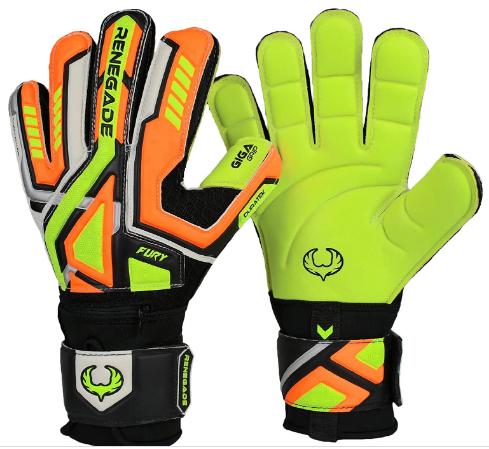 Renegade GK Fury Microbial Guard Goalie Gloves