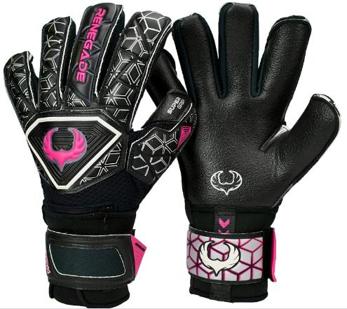 Renegade GK Triton Goalie Gloves with Microbe-Guard