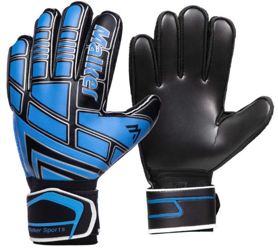 Malker Soccer Goalie Gloves with Fingersave