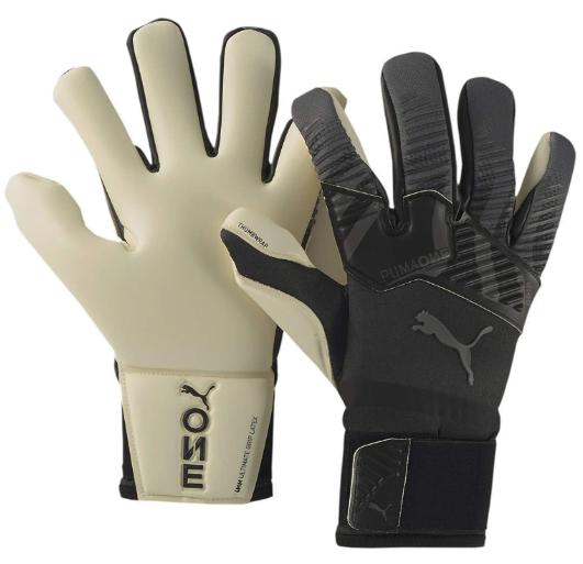 Puma One Grip 1 Hybrid Pro Goalkeeper Glove Size 8