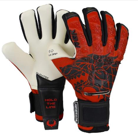 Renegade GK Rogue Limited Edition Soccer Goalkeeper Gloves
