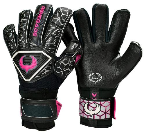 Renegade GK Triton Goalie Gloves with Microbe Guard