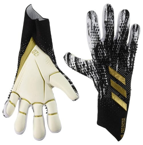 adidas Predator GL PRO Goalkeeper Gloves Size 11 Black