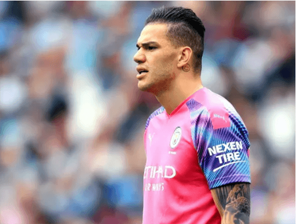 Ederson Moraes(Manchester City)
