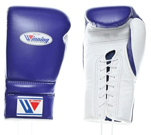 WINNING BOXING TRAINING GLOVES 16OZ