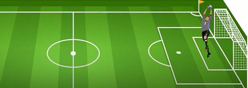 Goalkeeper position