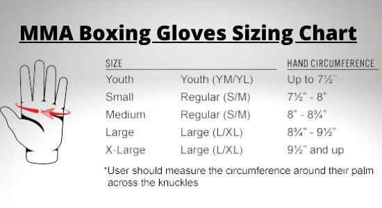 MMA-Boxingg-Gloves-Sizing