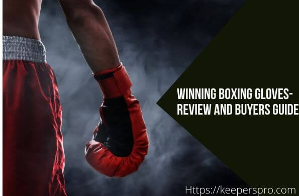 Winning Boxing-Sparring and Training Gloves